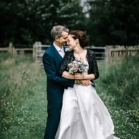 Indie Intimate Fun Peak District Farm Outdoor Wedding http://www.chrisbarberphotography.co.uk/