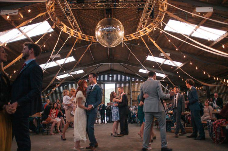 Industrial Farm Barn Music Festival Wedding http://luciusfoxphotography.com/