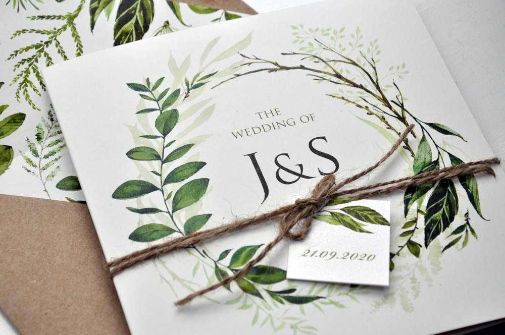 Paperchain Wedding Stationery UK Supplier Directory