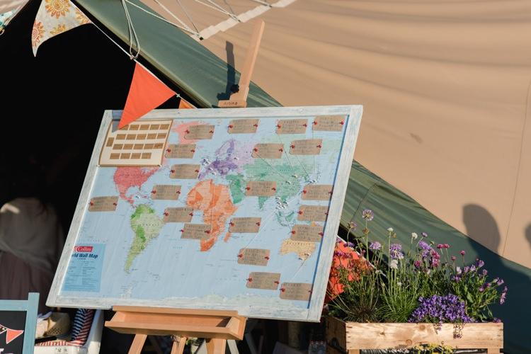 Map Travel Seating Plan Chart Tables Festival Tipi Bluebell Woods Wedding http://alexa-loy.com/