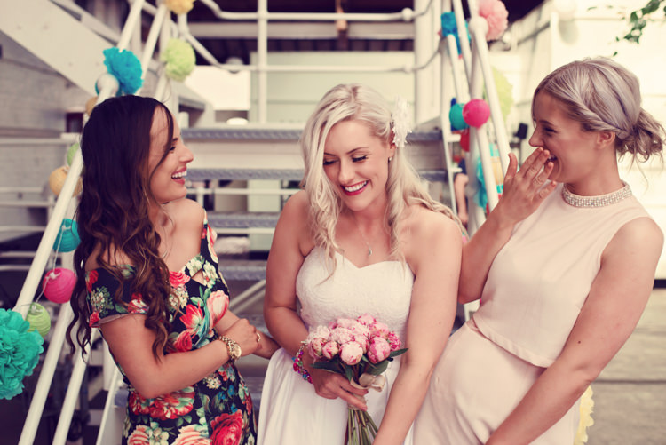 Rainbow Mismatched Kids Party Wedding  http://www.jessicaraphaelphotography.com/