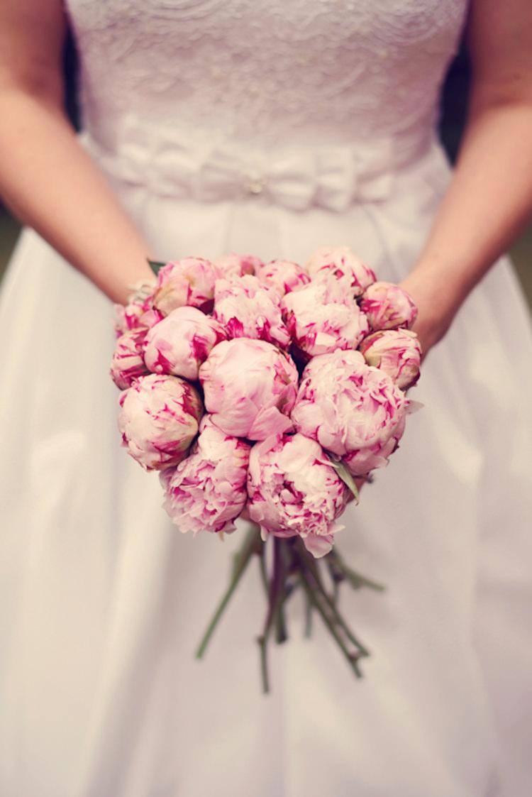 Peony Pink Peonies Heart Bouquet Flowers Rainbow Mismatched Kids Party Wedding http://www.jessicaraphaelphotography.com/
