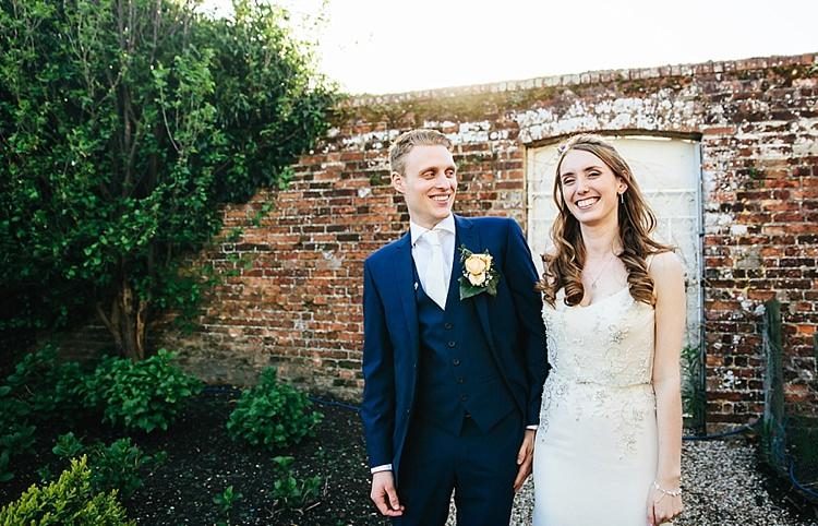 6b92fa008 Secret Garden Navy Outdoorsy Wedding