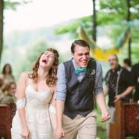 Whimsical Mountain Cabin Wedding North Carolina http://www.revivalphotography.com/