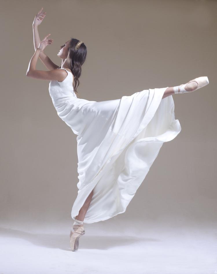 Sabina Motasem 2016 ' En Pointe' Collection Genevieve