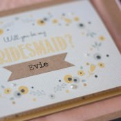 Will You Be My… The Cutest Way To Ask Your Bridesmaids & Groomsmen