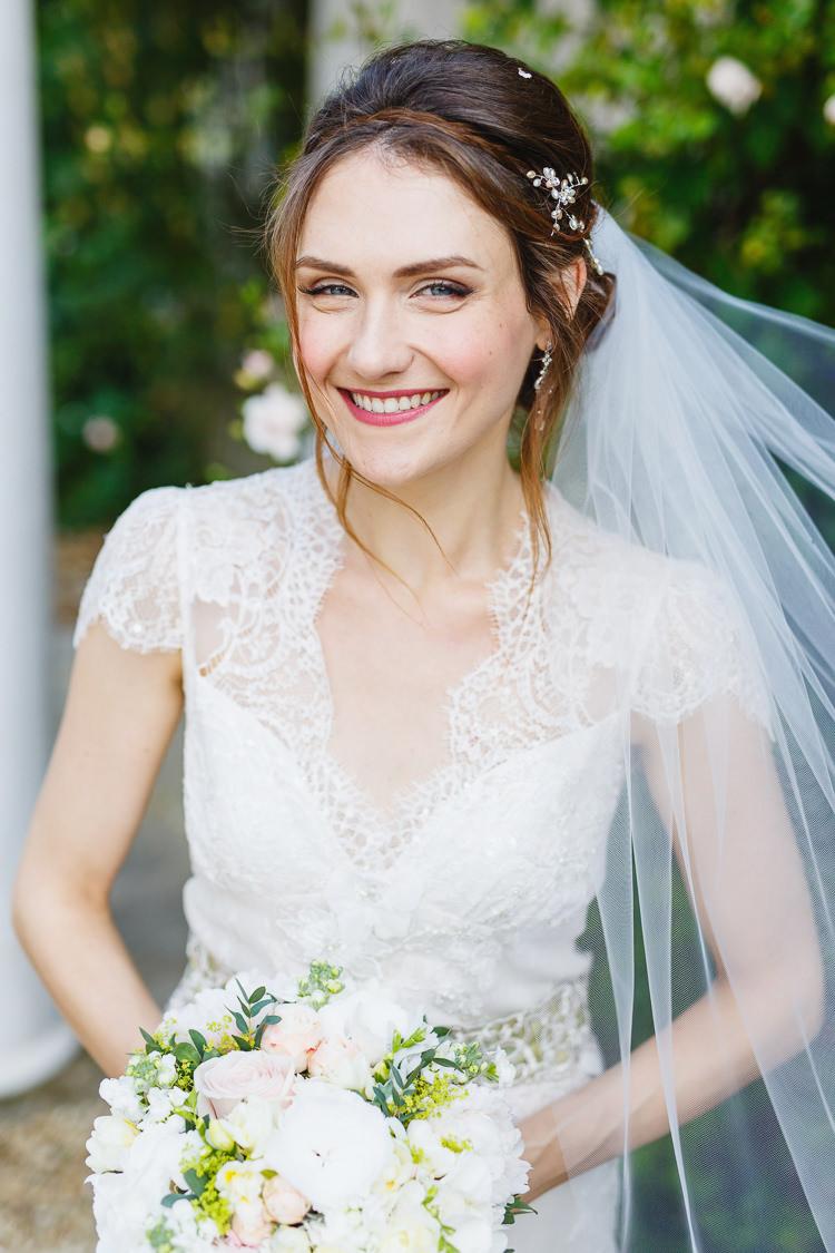 Claire Pettibone Beauty Dress Gown Bride Bridal Soft Modern Vintage Garden Wedding http://kirstenmavric.co.uk/