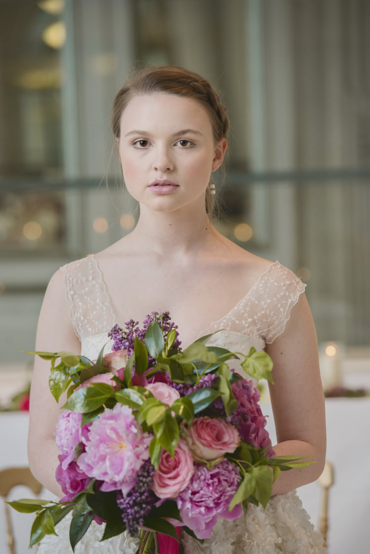 Opulent Parisian Pink Wedding Ideas http://careysheffield.com/