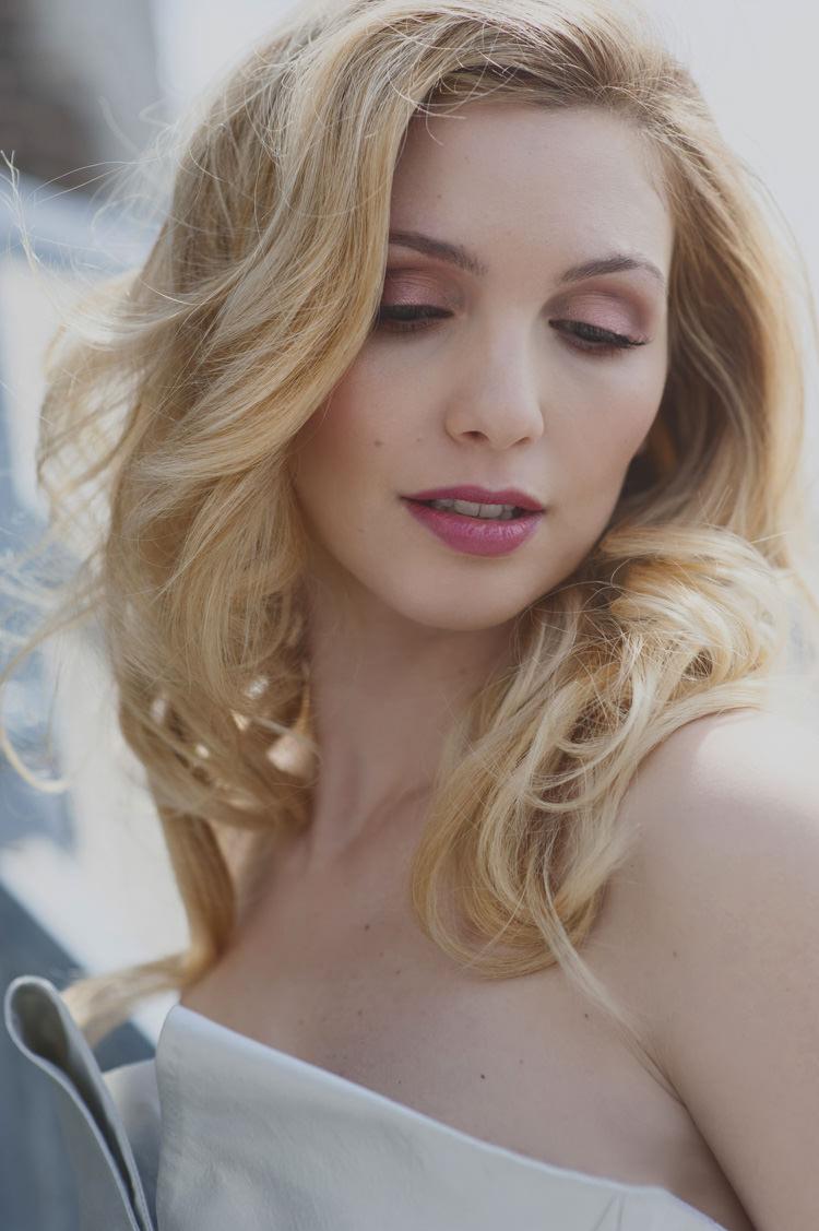 Romantic Pretty Make Up Bride Bridal Opulent Parisian Pink Wedding Ideas http://careysheffield.com/