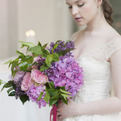 Opulent & Romantic Parisian Pink Wedding Ideas