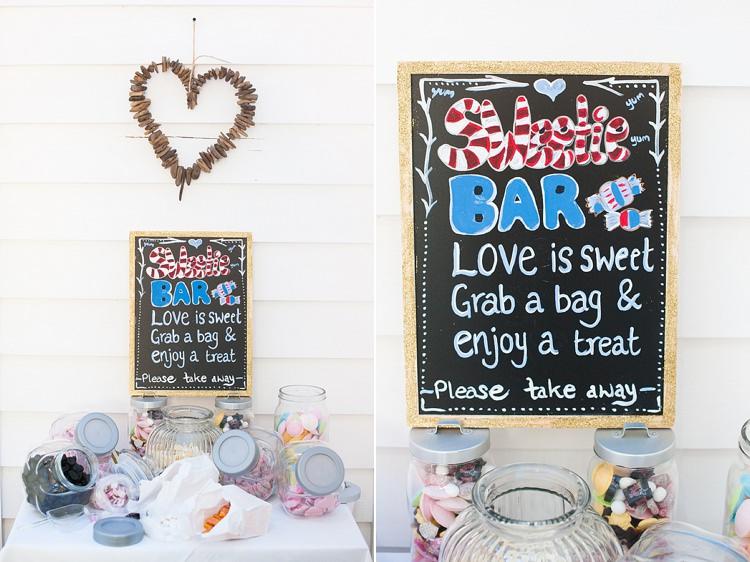 Sweetie Bar Stylish Beach Mermaid Wonderland Wedding http://www.sourceimages.co.uk/