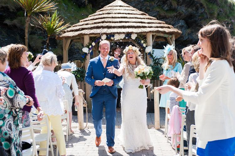 Confetti Stylish Beach Mermaid Wonderland Wedding http://www.sourceimages.co.uk/