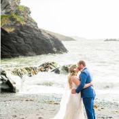 Stylish Beach Mermaid Wonderland Wedding