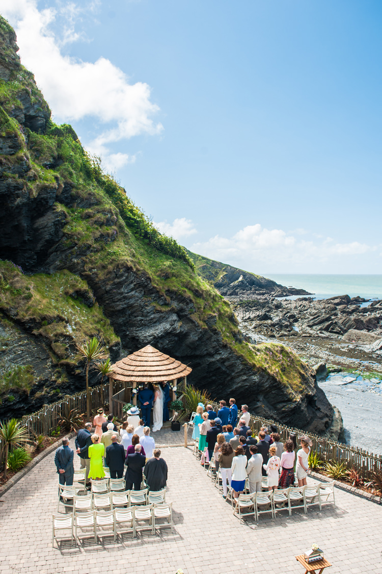 Tunnels Beaches Devon Stylish Beach Mermaid Wonderland Wedding http://www.sourceimages.co.uk/