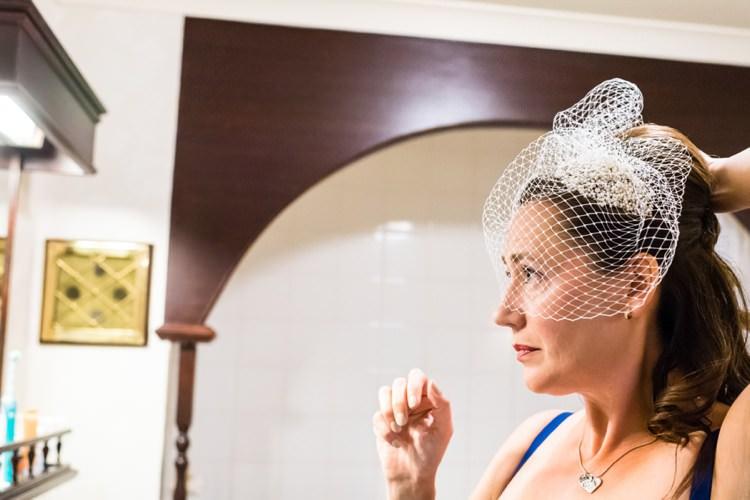 Birdcage Veil Bride Ideas Inspiration Wedding Bridal http://www.daffodilwaves.co.uk/