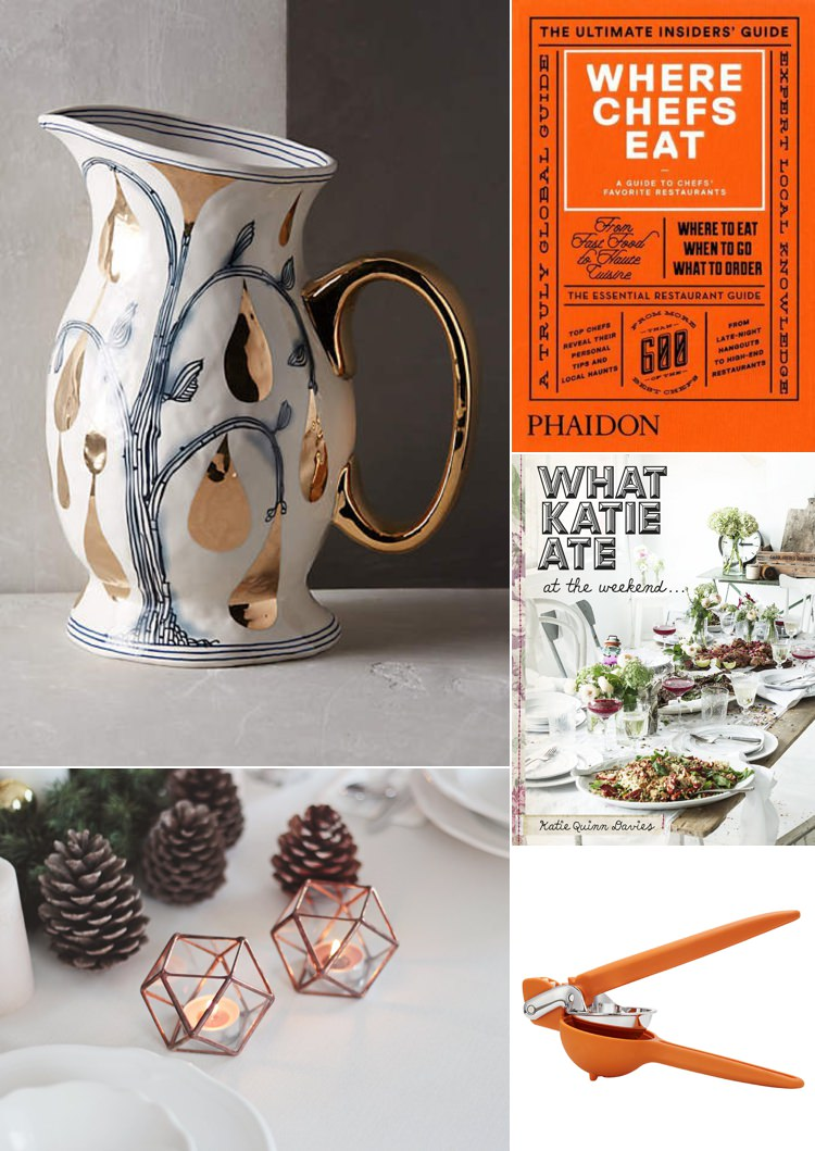 Christmas Gifts Presents Foodie 2015 Lifestyle Blog