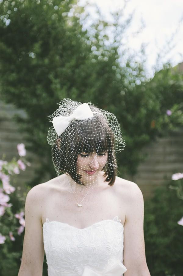 Birdcage Veil Bride Ideas Inspiration Wedding Bridal http://www.petecranston.com/