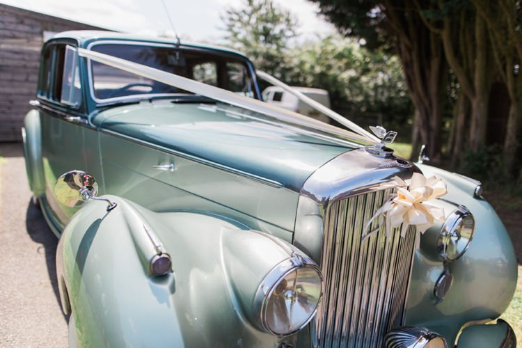 Classic Car Bohemian DIY Pub Garden Wedding http://www.bethanystanley.com/