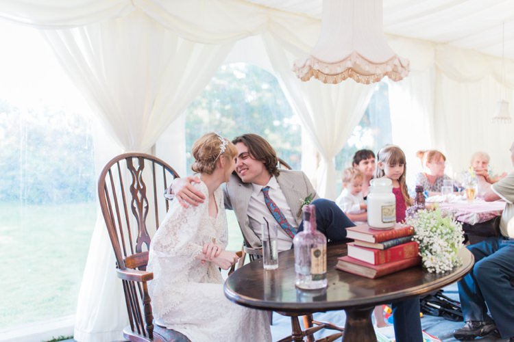 Bohemian DIY Pub Garden Wedding http://www.bethanystanley.com/