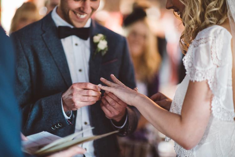 Whimsical Boho Woodland Wedding http://katmervynphotography.com/