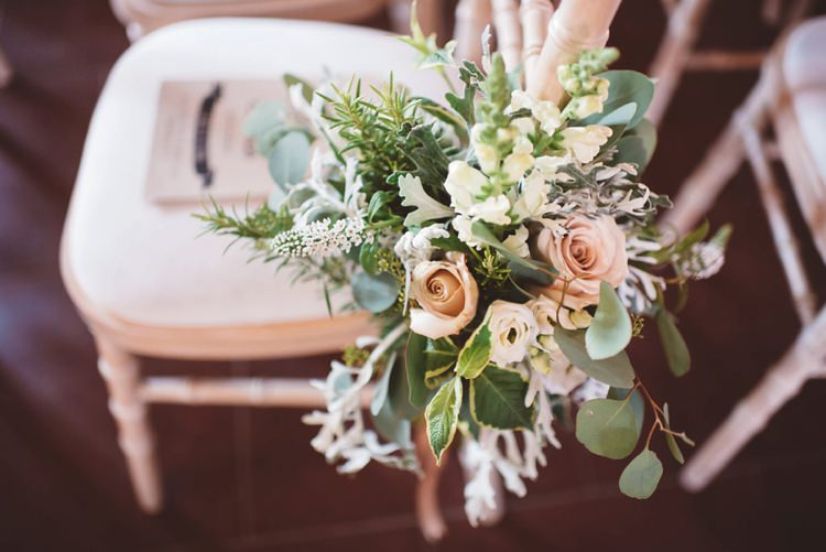 Chair Aisle Pew End Flowers Whimsical Boho Woodland Wedding http://katmervynphotography.com/