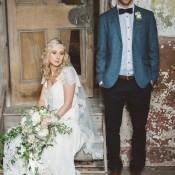 Whimsical Boho Woodland Wedding