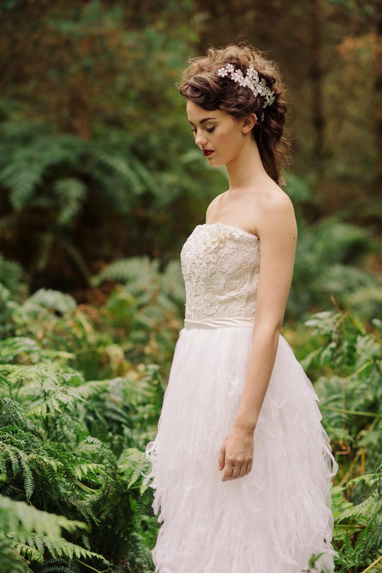 Cosy Candlelit Woodland Barn Wedding Ideas http://www.chrisrandlephotography.co.uk/