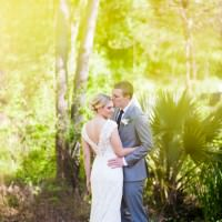 Modern Monochrome Sculpture Garden Wedding Texas http://www.coryryan.com/