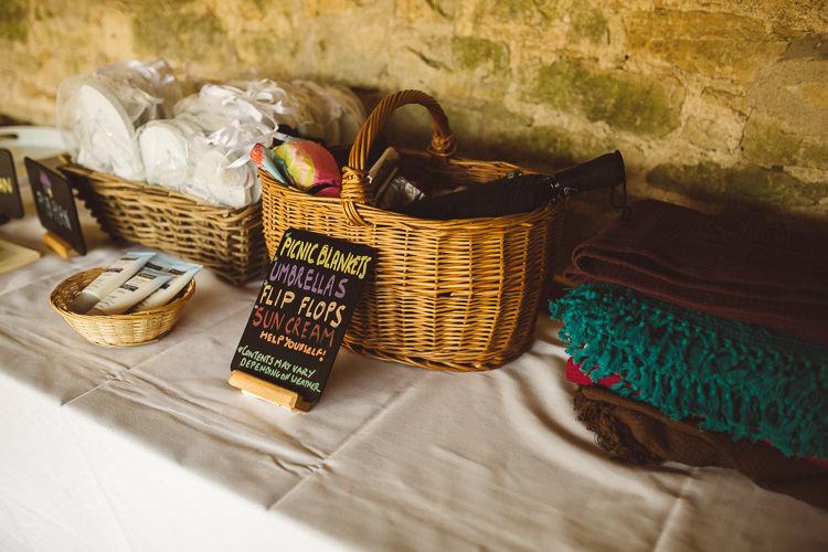 Blankets Flip Flops Suncream Eclectic Fun Festival Farm Fete Wedding http://www.pottersinstinctphotography.co.uk/