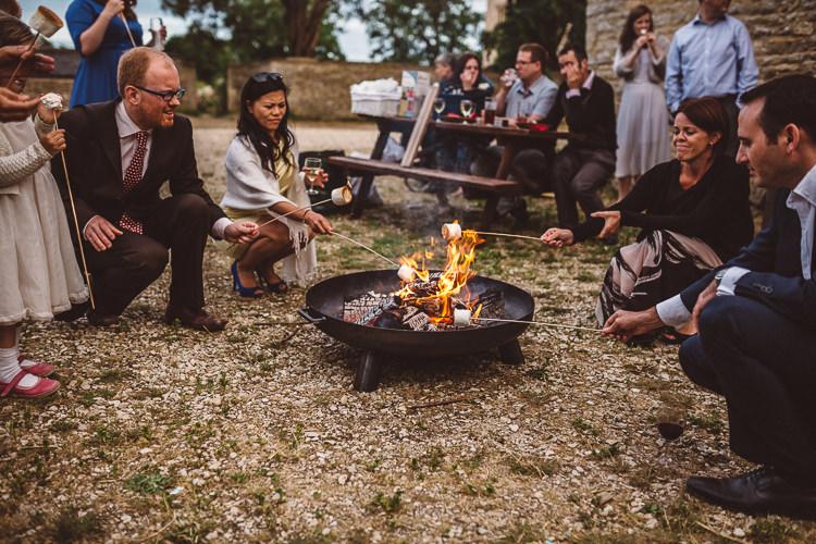 Marshmallow Toasting Eclectic Fun Festival Farm Fete Wedding http://www.pottersinstinctphotography.co.uk/
