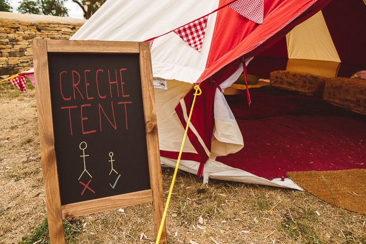 Creche Kids Tipi Tent Eclectic Fun Festival Farm Fete Wedding http://www.pottersinstinctphotography.co.uk/