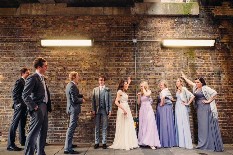 Lavender Warehouse London Wedding Http Www Babbphoto