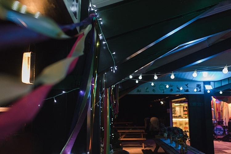 Festoon Lights Fairy Colourful Rainbow Gold Camp Wedding Party http://alexa-loy.com/