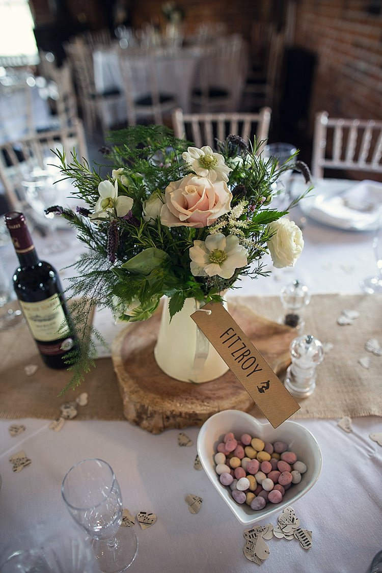 Sopley Mill Wedding Dorset Rustic Woodland Spring Diy Mint