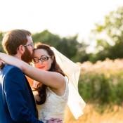 Geeky Alternative Outdoorsy Woodland Wedding