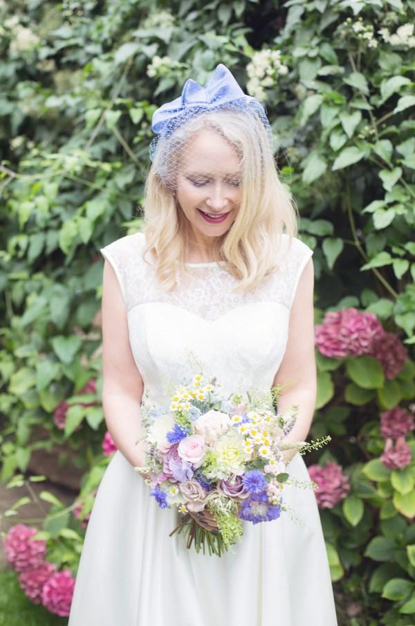 Birdcage Veil Bride Ideas Inspiration Wedding Bridal http://www.juliaandyou.co.uk/