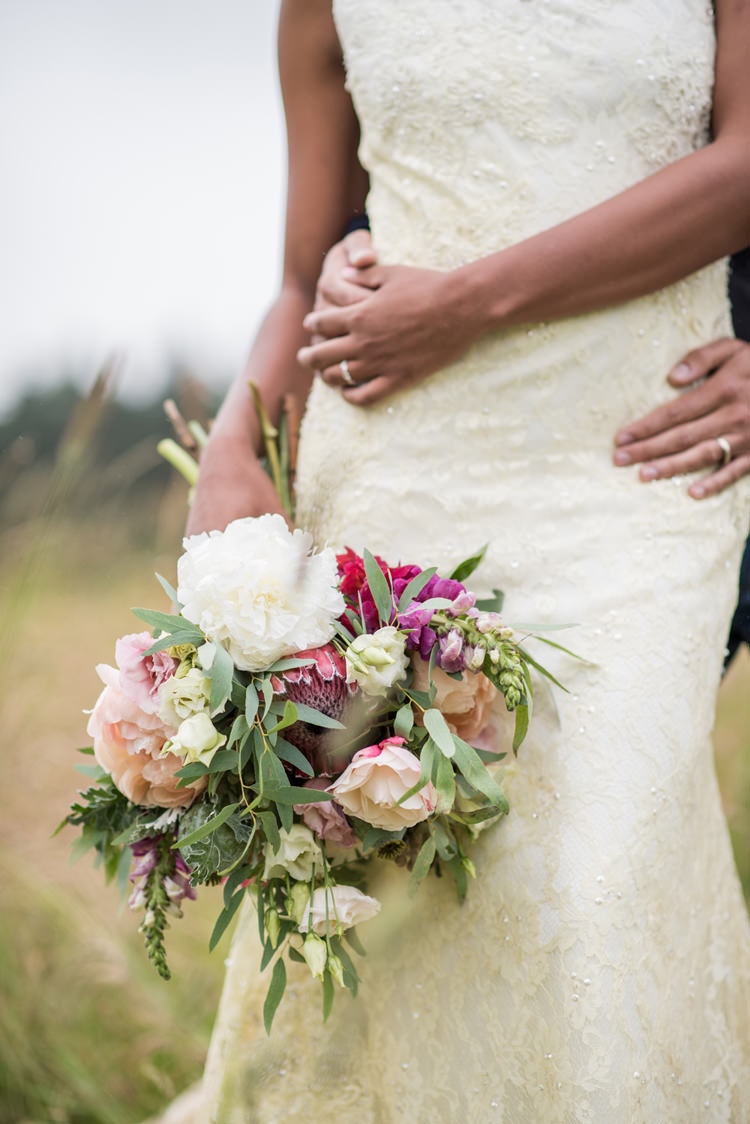 Peony Rose Bouquet Bride Bridal Flowers Whimsical Soft Floral Meadow Wedding Ideas http://www.jbcreatives.co.uk/