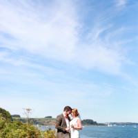 Casual Summer Outdoor Beach Wedding http://www.lifephotographic.com/