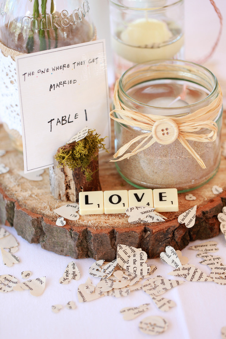 wedding ideas table names casual summer outdoor wedding whimsical 27730