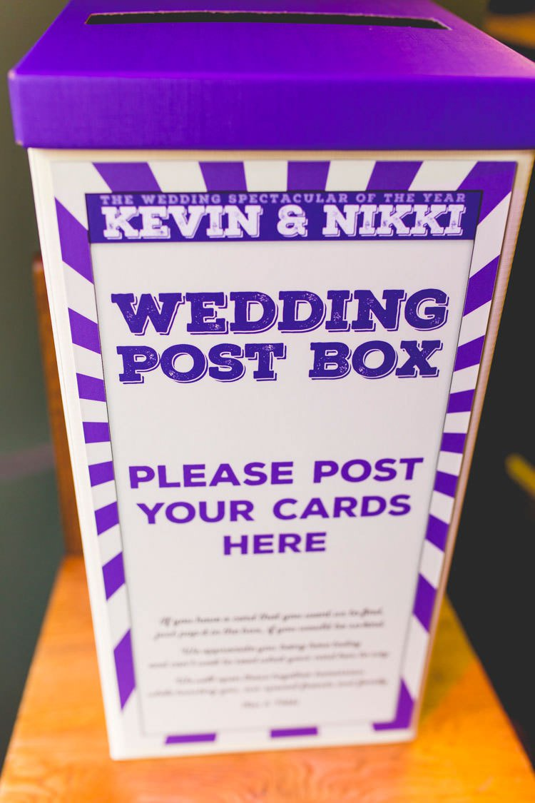 Wedding Post Box Card Gift Holder Storage http://www.els-design.com/