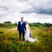 Quirky Homespun Festoons & Ferns Arts Centre Wedding