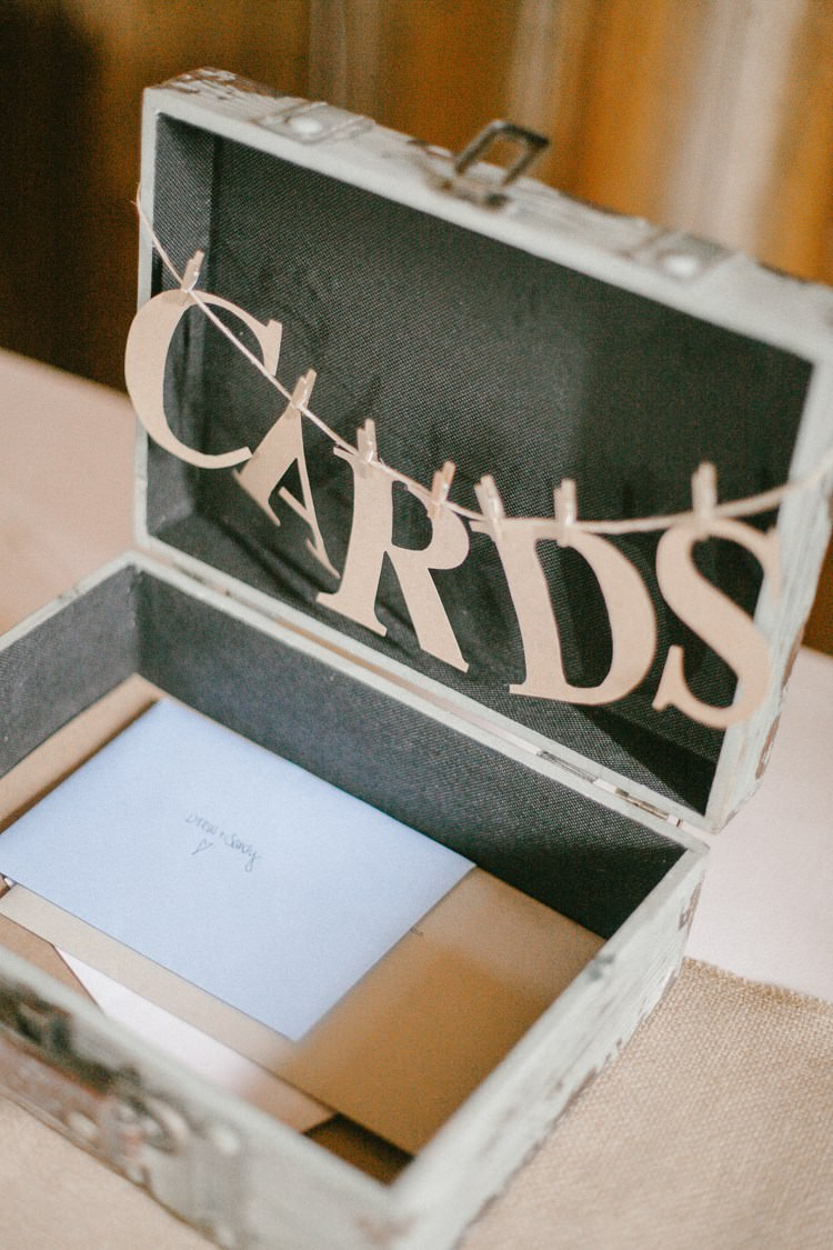 Wedding Box Case Card Gift Holder Storage http://www.chloejennings.com/
