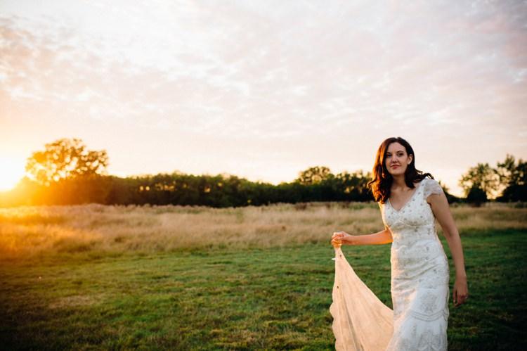Monsoon Dress Gown Bride Bridal Sweet Hand Crafted Crochet Barn Wedding http://www.mariannechua.com/
