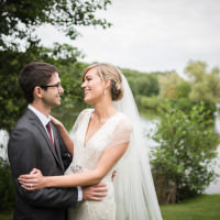Outdoor Lakeside DIY Wedding http://julietmckeephotography.co.uk/