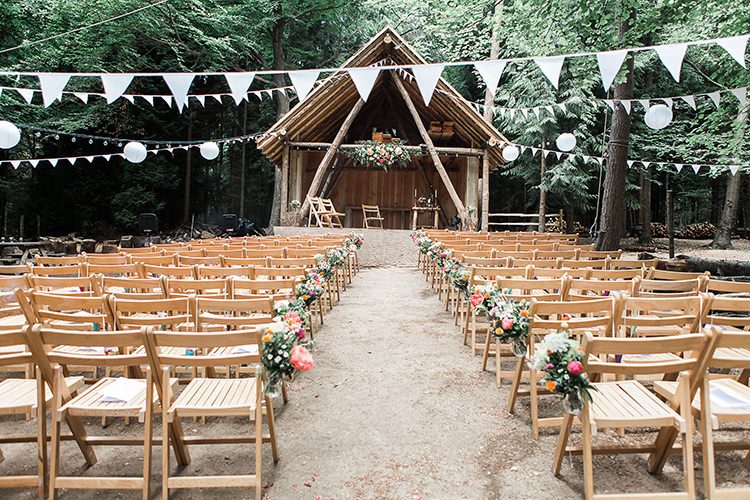 Wilderness Wood East Sussex Indie Hand Made Outdoor Woodland Wedding http://www.ilariapetrucci.co.uk/
