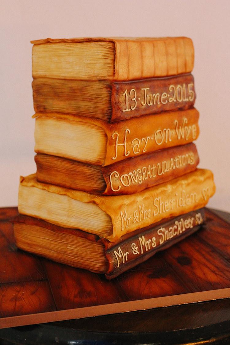 Book Novelty Cake Double Twin Wedding http://www.michellehuggleston.com/