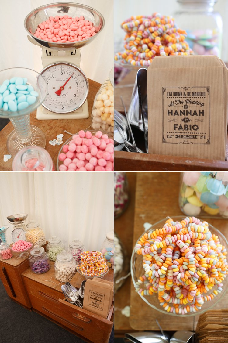 Sweets Sweetie Table Bar Sideboard Travel Garden Party Farm Marquee Wedding http://sharoncooper.co.uk/