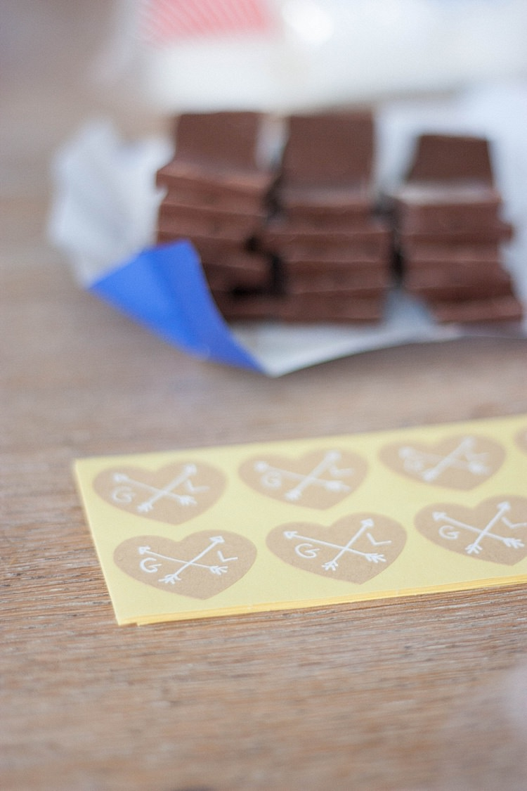 DIY Smores Marshmallow Toasting Kit Favours Tutorial