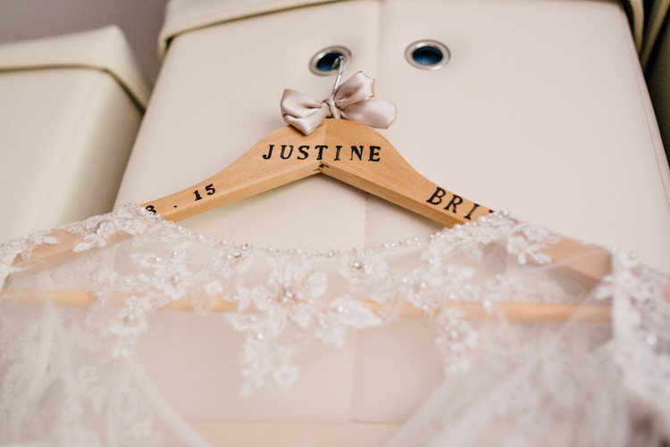 Custom Hanger Bride Fairytale Whimsical Burgundy Gold Wedding http://www.victoriatyrrellphotography.com/