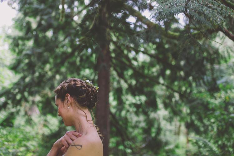 Treehouse Forest Wedding Washington http://stacypaulphotography.com/